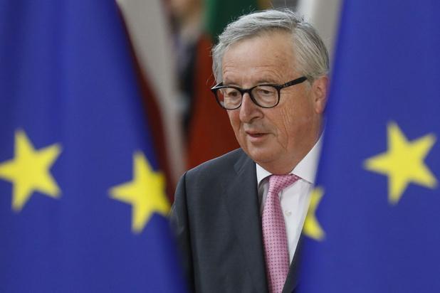 Europees Commissievoorzitter Juncker moet verstek laten gaan voor G7-top