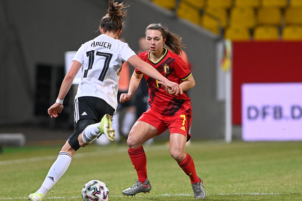 Les Red Flames s'inclinent 2-0 en Allemagne en match amical
