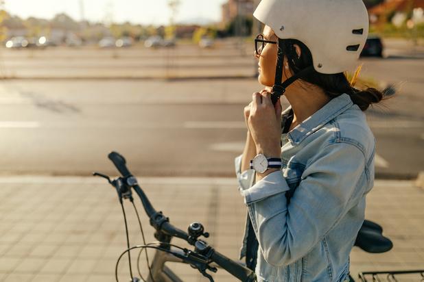 Les travailleurs ont (souvent) préféré le vélo aux transports en commun