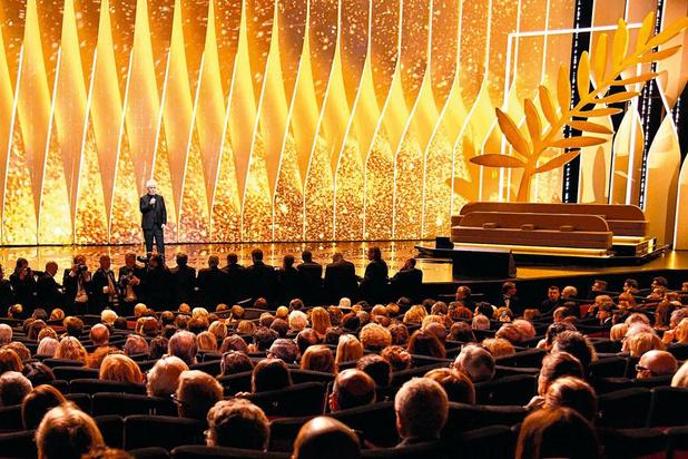 Cérémonie de clôture du festival de Cannes