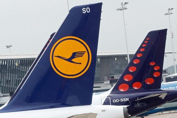 Lufthansa a rejeté une proposition belge d'entrée dans son capital