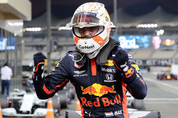 F1: Max Verstappen s'impose au dernier GP de la saison à Abou Dhabi, devant Bottas et Hamilton