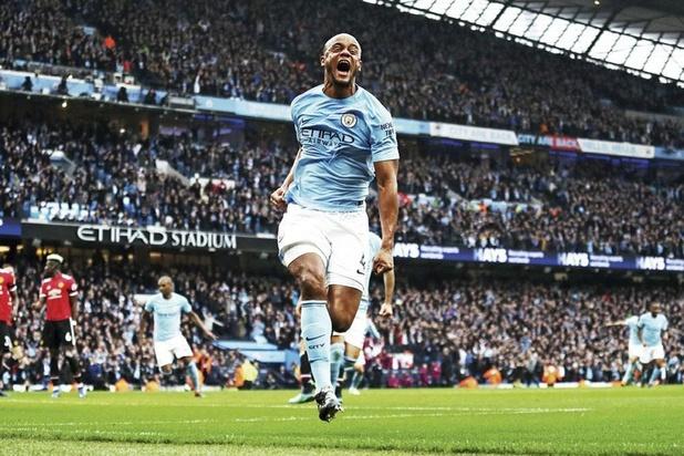 Vincent Kompany verlaat Manchester City en keert terug naar Anderlecht