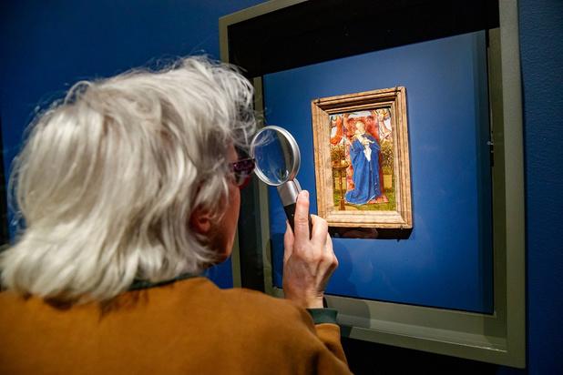 L'exposition inédite Van Eyck à Gand prend fin prématurément