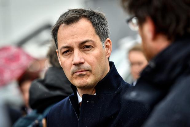 De Croo: 'Een paars-groene regering zie ik niet zitten'
