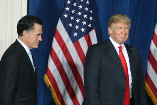"""Le républicain Mitt Romney """"écoeuré"""" par la malhonnêteté et les errements à la présidence"""