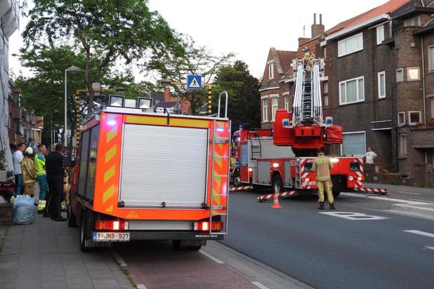 Jongeren op het dak in Brugge zijn onvindbaar