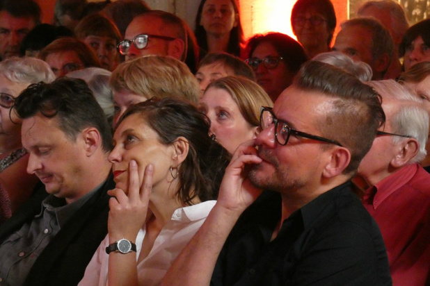 Bart Moeyaert geëerd in Antwerpen voor winst van 'Nobelprijs voor Jeugdliteratuur'