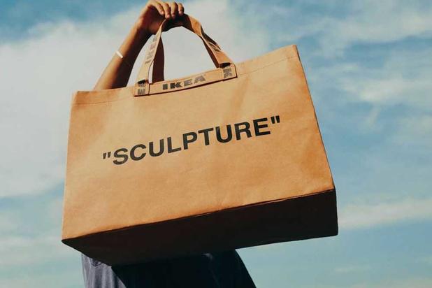 De Ikea-collectie van Virgil Abloh is vanaf november te koop