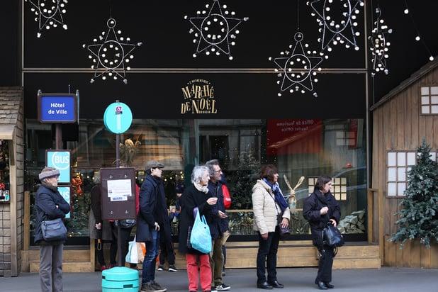 Réforme des retraites en France: le réveillon de Noël à l'épreuve des grèves