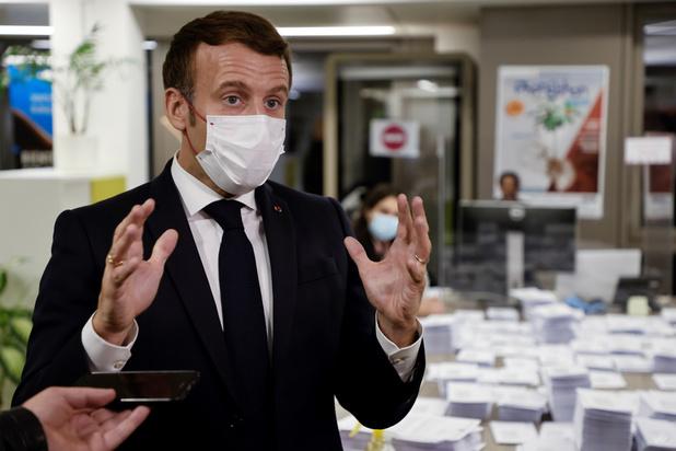 """Allègement du confinement en France mais Macron appelle à """"poursuivre les efforts"""""""