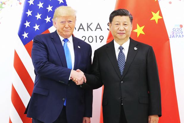 Trump en Xi komen op G20-top overeen om handelsgesprekken weer op te starten