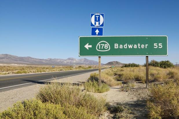 Jusqu'à 54,4°C: la vallée de la Mort enregistre des températures record