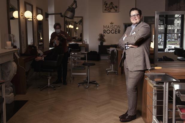 """Alex Henriche (Maison Roger): """"Le fait de parler à son coiffeur est presque plus important que la coupe"""""""