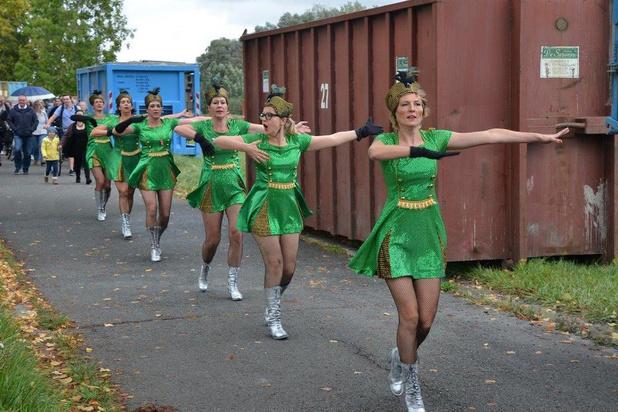 Kunstenstoet opent festival Splinters in Kuurne