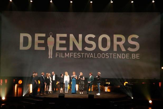 Serie 'De Twaalf' en film 'De Patrick' grote winnaars op Gala van de Ensors