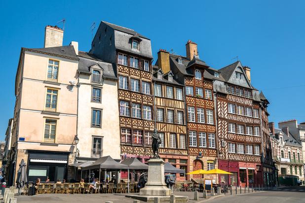 Une ligne TGV reliera bientôt Bruxelles à Rennes en 4h