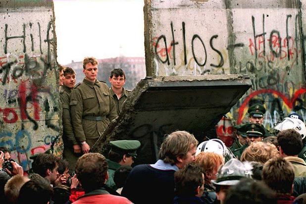 9 novembre 1989: la journée qui a changé la face du monde