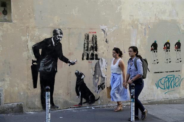 Vol d'un Banksy en plein Paris : Comment protéger mieux le street art ?