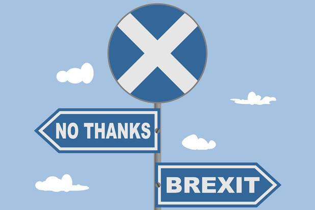 """Les indépendantistes écossais veulent """"échapper au Brexit"""""""