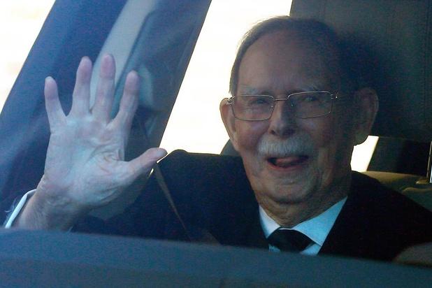 Groothertog Jan van Luxemburg op 98-jarige leeftijd overleden