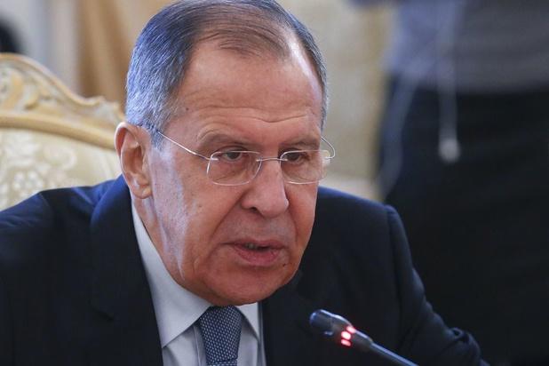 """Libye: Lavrov pour un dialogue sans """"échéances artificielles"""""""