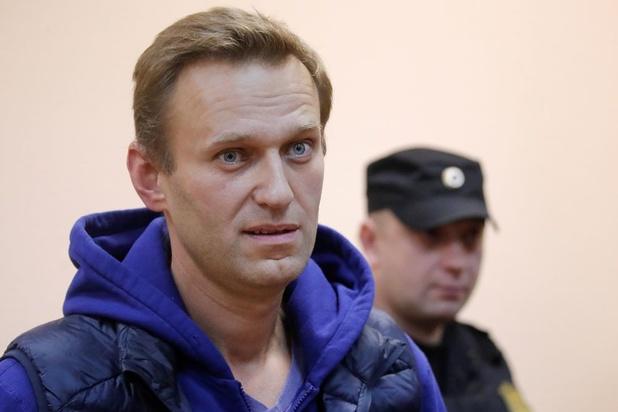 L'opposant russe Alexeï Navalny hospitalisé pour une réaction allergique