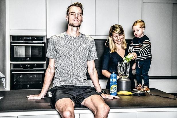 Hoe Europees marathonkampioen Koen Naert zijn emotionele rugzak leegde