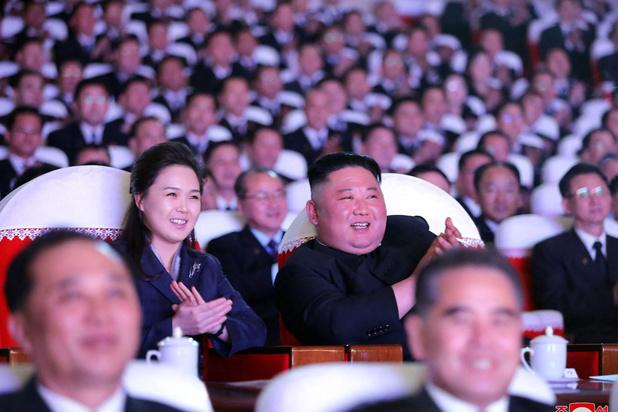 L'épouse de Kim Jong vient de réapparaître