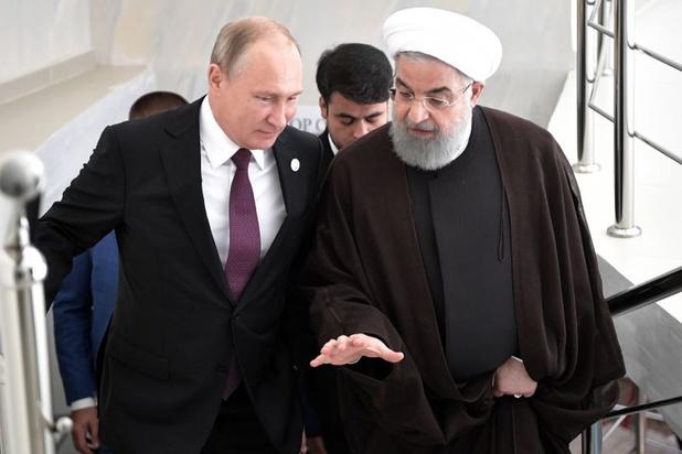"""Pétrole iranien: Moscou dénonce une politique américaine """"agressive et imprudente"""""""