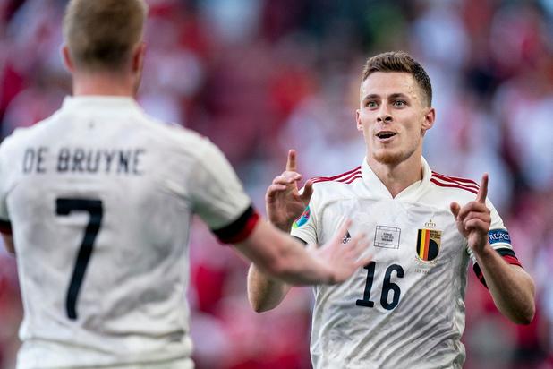 Euro 2020: Thorgan Hazard ne jouera pas contre la Finlande