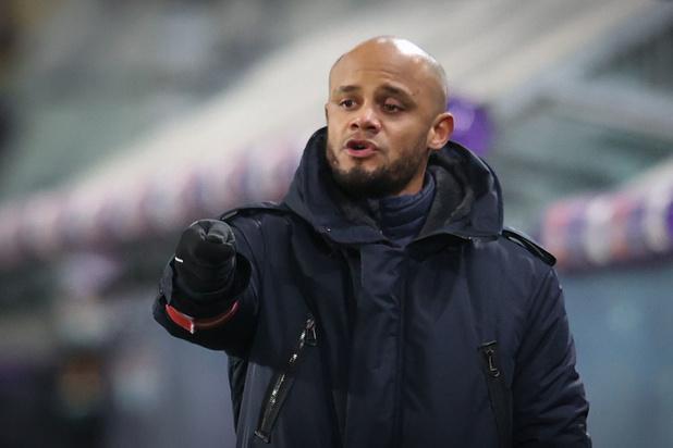 'Anderlecht brengt het voetbal dat Kompany wil... na anderhalf jaar'