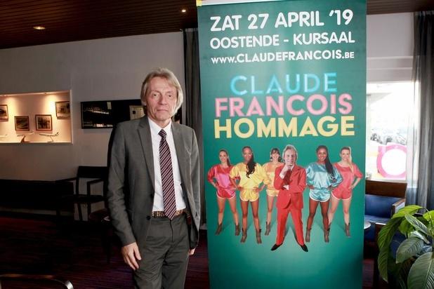 Alain Dès brengt Claude Francois Hommage in Kursaal Oostende