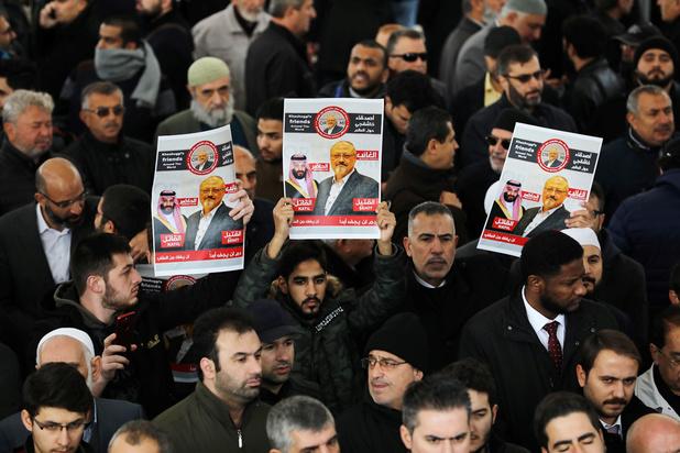 VN: 'Voldoende bewijzen voor onderzoek naar Saoedische kroonprins in zaak-Khashoggi'