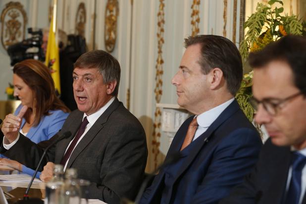 Vlaamse regering wil speerpunt maken van innovatie en digitale transformatie
