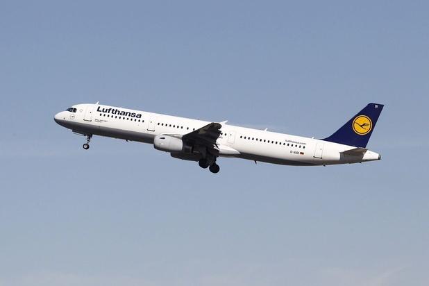 Lufthansa supprime des vols en raison d'un problème informatique