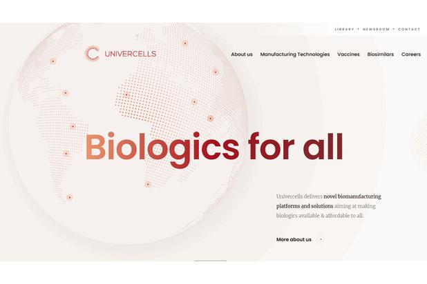 Bill Gates investit à nouveau dans la biotech wallonne Univercells