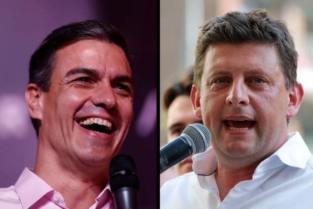 Wat John Crombez van Pedro Sánchez kan leren: 'Ga voluit voor een roodgroen verbond en laat N-VA los'