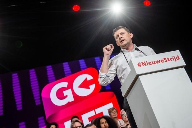Stapt SP.A in Vlaamse regering? Voorzitter Crombez consulteert vandaag partijafdellingen