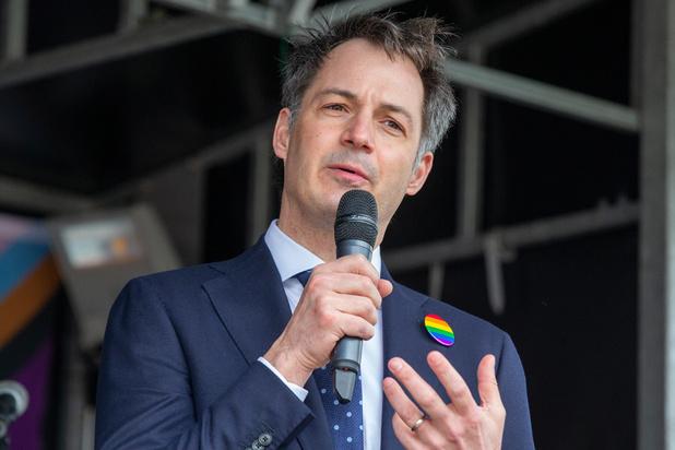 Alexander De Croo appelle à combattre l'intolérance