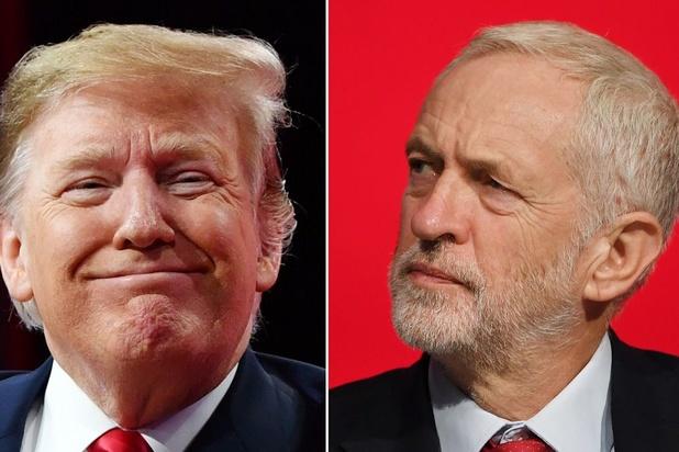 Corbyn weigert uitnodiging staatsdiner voor Trump