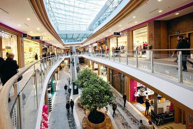 Les centres commerciaux souffrent