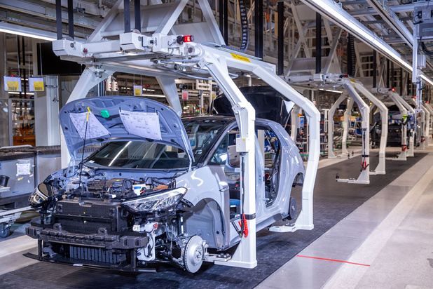 La marque Volkswagen va investir 11 milliards d'euros dans l'électrique