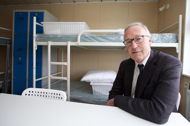 Fedasil heropent opvangcentrum voor 250 asielzoekers in Gentse haven