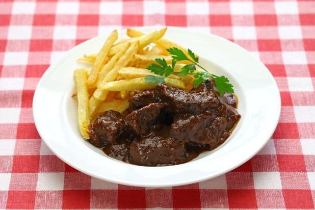 Te veel vlees en te weinig groenten in Vlaamse kantines