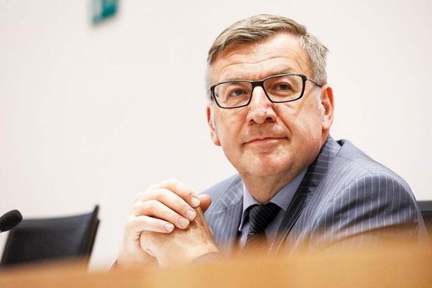 Steven Vanackere benoemd tot vicegouverneur Nationale Bank