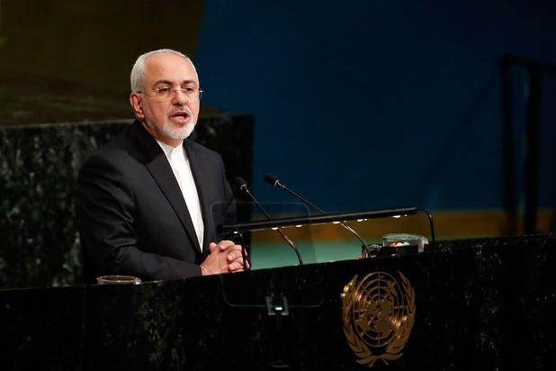 Iraanse buitenlandminister wijst EU-lidstaten op eigen verantwoordelijkheden