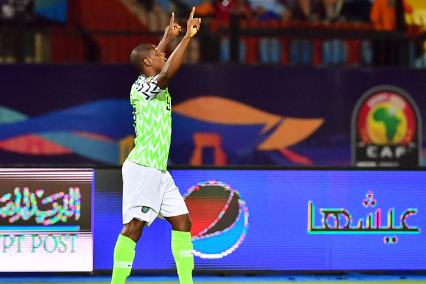 Vroeg doelpunt Ighalo bezorgt Nigeria derde plaats