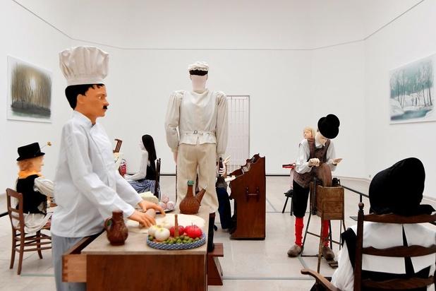 Belgische kunst krijgt eervolle vermelding op Biënnale van Venetië