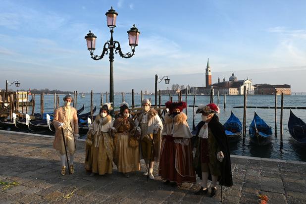 Covid: l'Italie inquiète face aux variants et aux attroupements du week-end